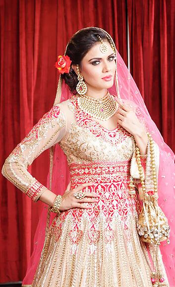 professional bridal makeup artist - makeup styles - Looks Salon