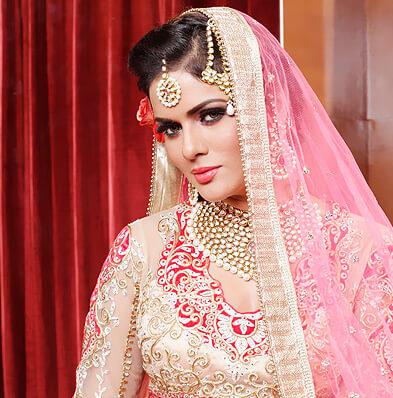 bridal makeup style - Looks Salon