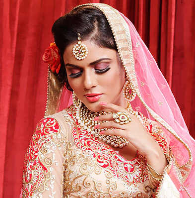 Bridal Hair - Makeup Style - Looks Salon