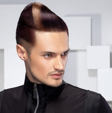 Hairstyle for Men - Looks Salon
