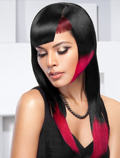Hair Colouring Styles - Looks Salon