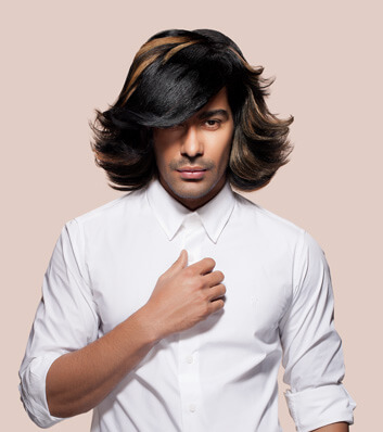 Long Hairstyle for Men - Looks Salon