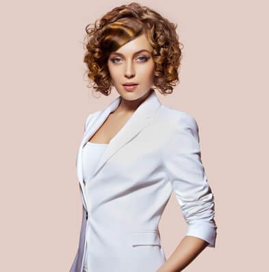 professional short female haircuts - Looks Salon