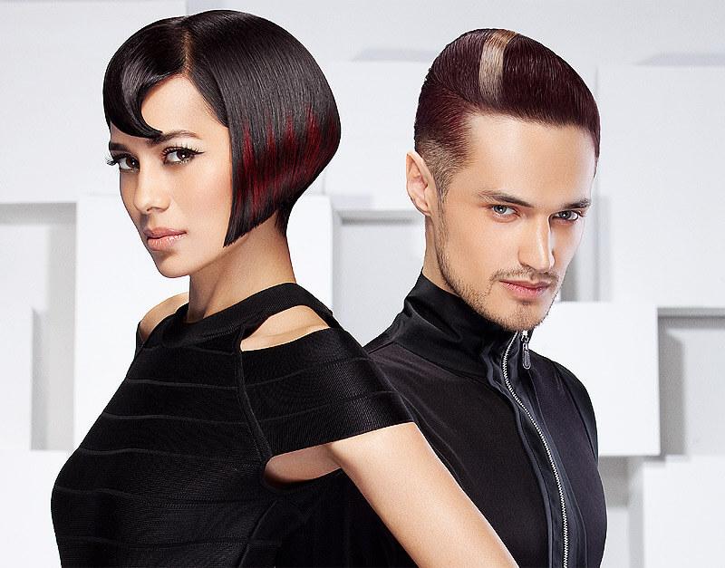 Hair Styles Men and Women - Looks Salon