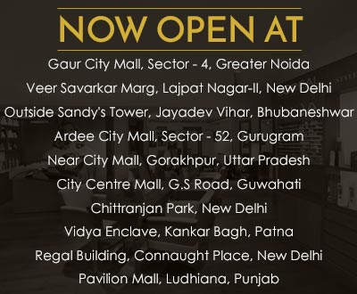 Mobile Banner showing Newly Opened Looks Salon Branches