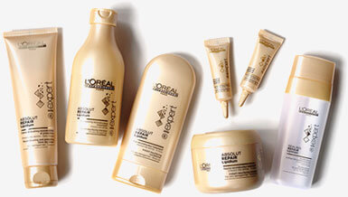l'oreal Paris Products at Looks Salon